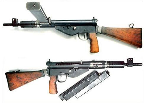 Пистолет-пулемет Стен