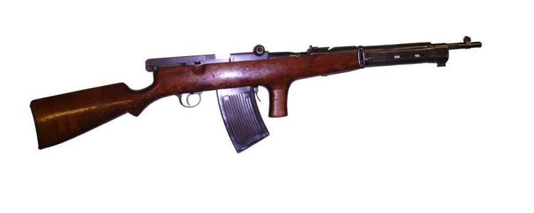 Пистолет-пулемет Шпагина РАТНИКЪ